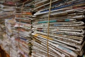 Move sustainably with newpapers.